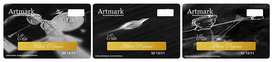 Cardul Artmark Elite