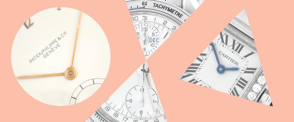 Licitația de Ceasuri, Bijuterii & Artă Decorativă